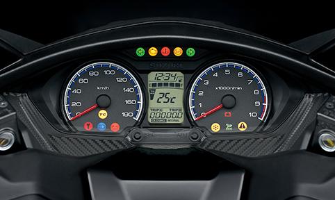 多功能LCD儀錶板